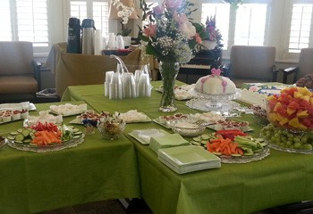 Tampa Bay and Orlando Catering