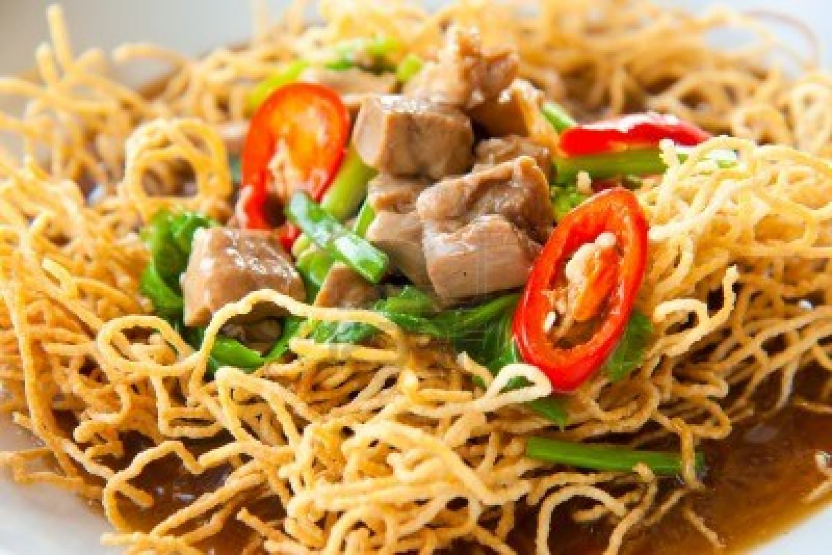 how to cook pancit canton chinese style