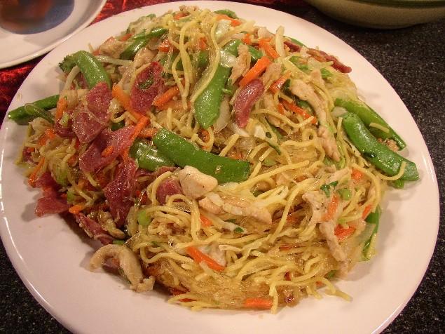 Rice And Noodles Mercel S Bakeshop