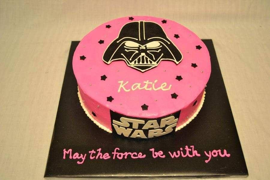 Princess Leia Birthday Cake Decorations