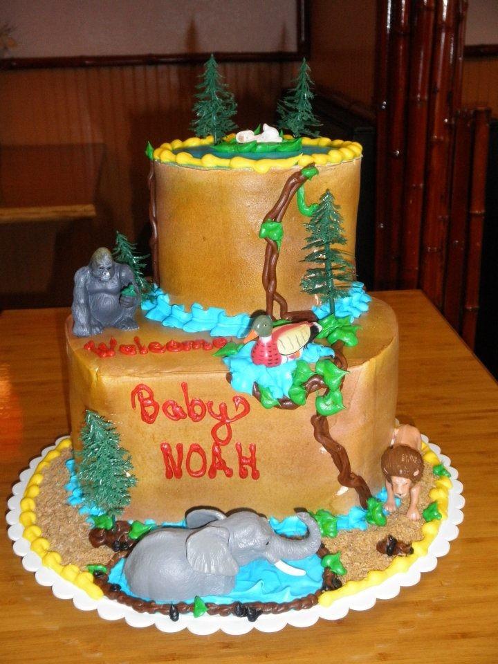 Adult birthday cake decorating